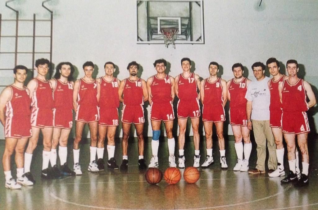 1994/95 – E arrivò la promozione in serie D. A conquistarla furono questi atleti